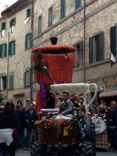 Maggiolata: ha vinto Porta San Giovanni