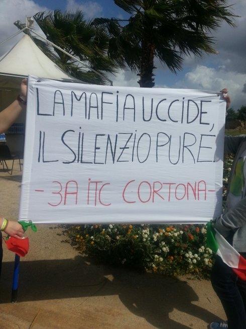 Gli studenti del Laparelli a Palermo con la