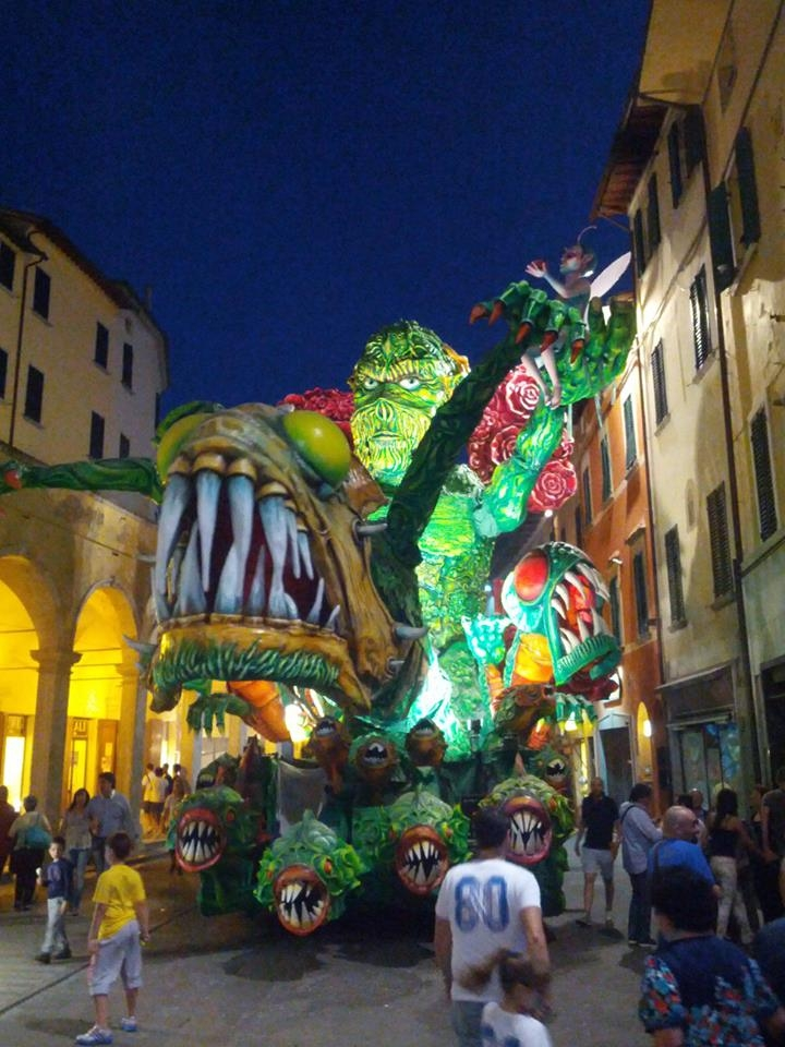 Foiano: Oltre 4mila presenze al Carnevale sotto le stelle