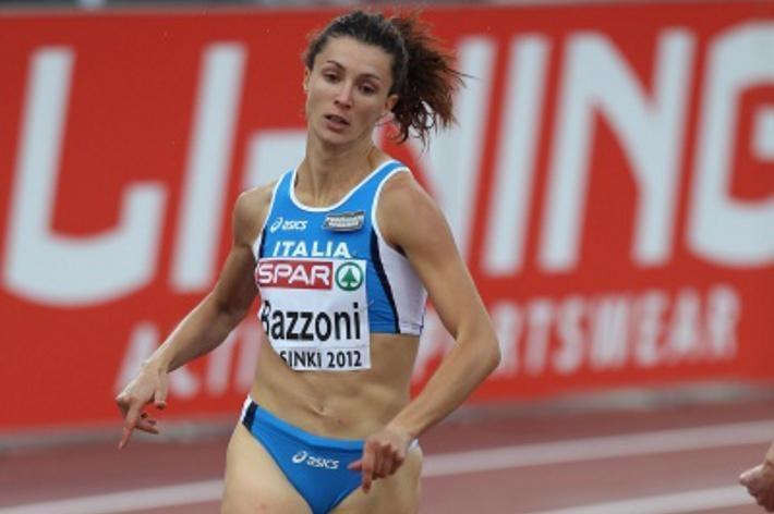 Vola Chiara Bazzoni: medaglia d'oro e record personale ai Giochi del Mediterraneo
