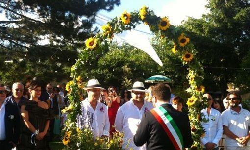 Guido e Lao, gli sposi gay di Cortona finiscono sulla stampa nazionale