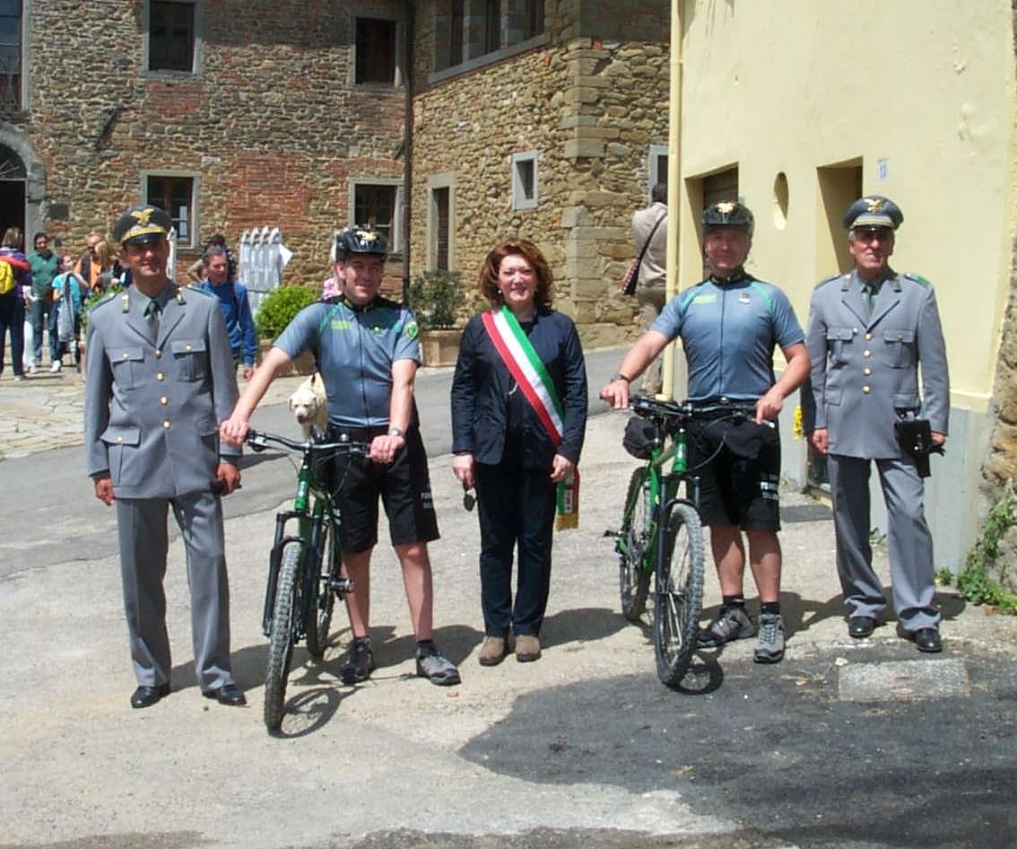 Monte San Savino: Comune e Forestale rafforzano la collaborazione