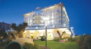 Al Palace Hotel di Milano Marittima il Full Contact Meeting Planner d'Azienda