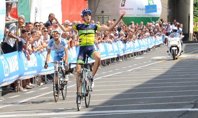Una maglia tricolore in Valdichiana: Trippi è campione italiano Juniores