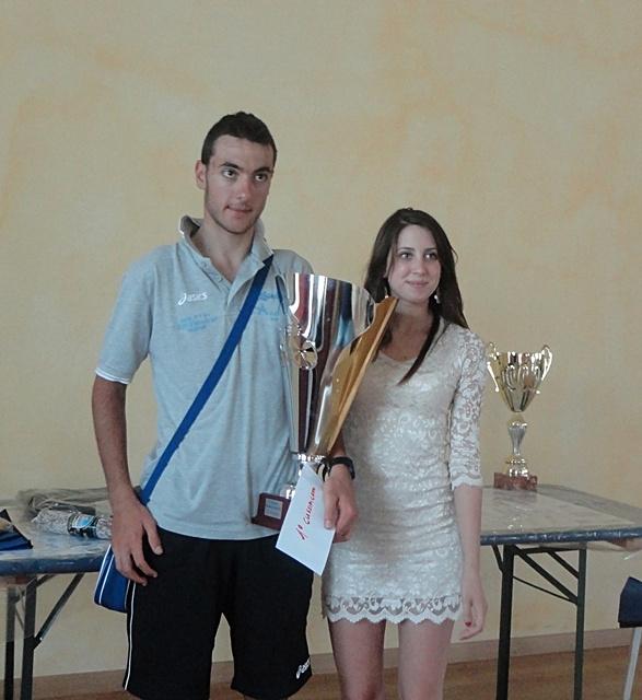 Ciclismo: Paolo Baccio trionfa nel Memorial Buracchi a Manciano