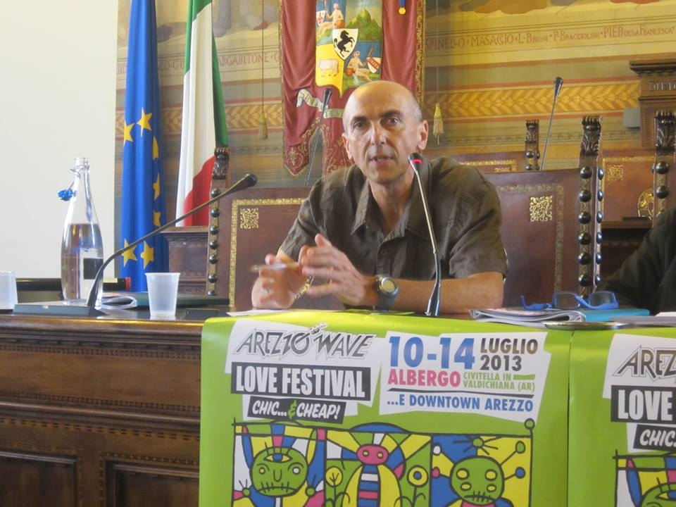 ArezzoWave 2013 in trasferta all'Albergo