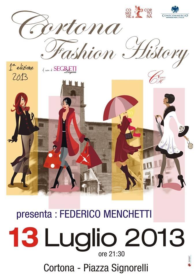 A Cortona sfila la Storia del Costume