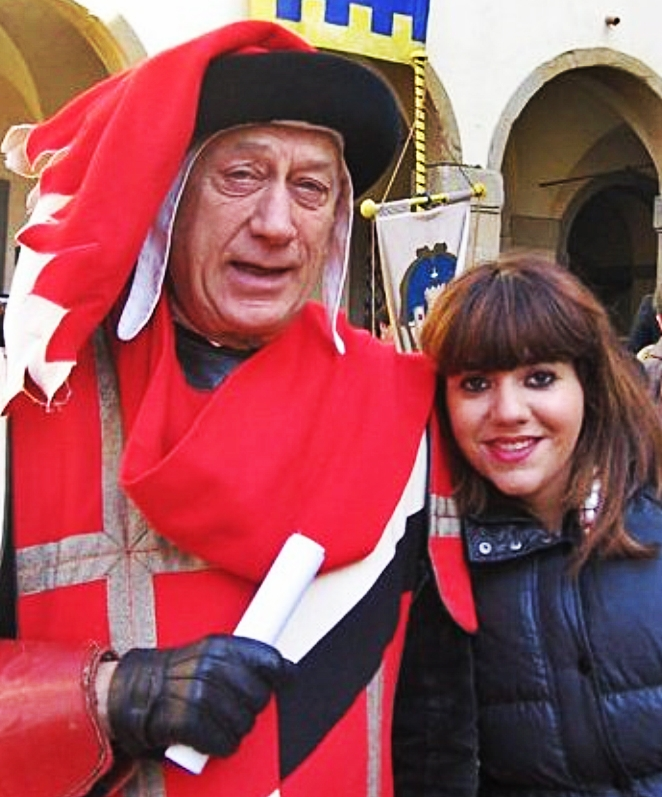L'amica dell'Araldo (2): la fila per i biglietti del Saracino e la giostratrice donna