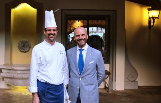 Un cortonese ai vertici dell'ospitalità italiana