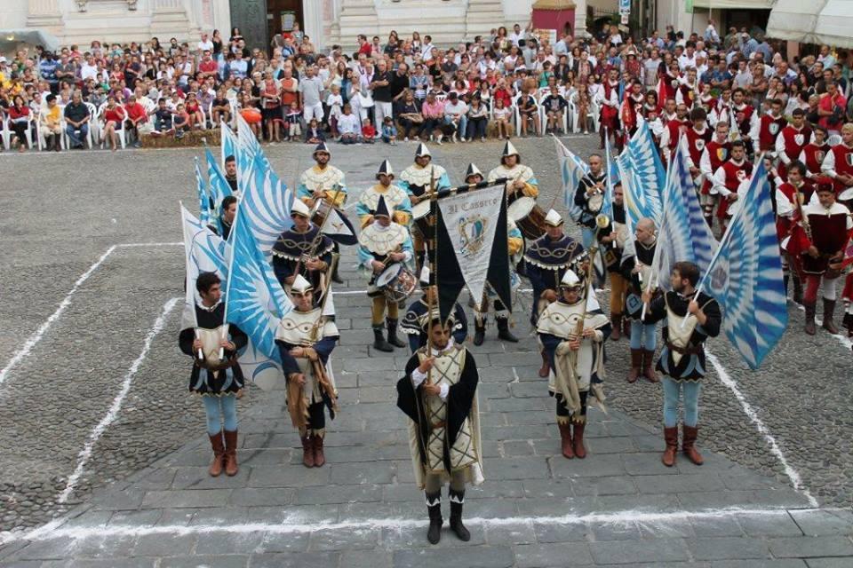 Il Rione Cassero trionfa a Pontremoli
