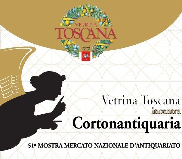 CortonAntiquaria in rete coi commercianti cortonesi: acquista e visita la mostra