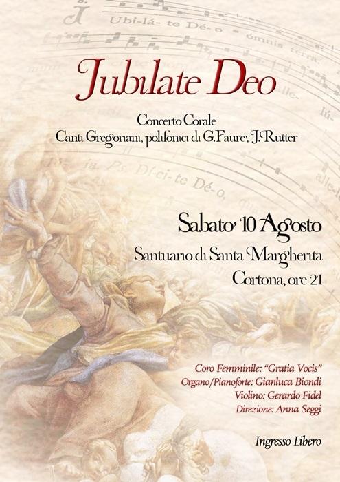 Concerto corale al santuario di Santa Margherita