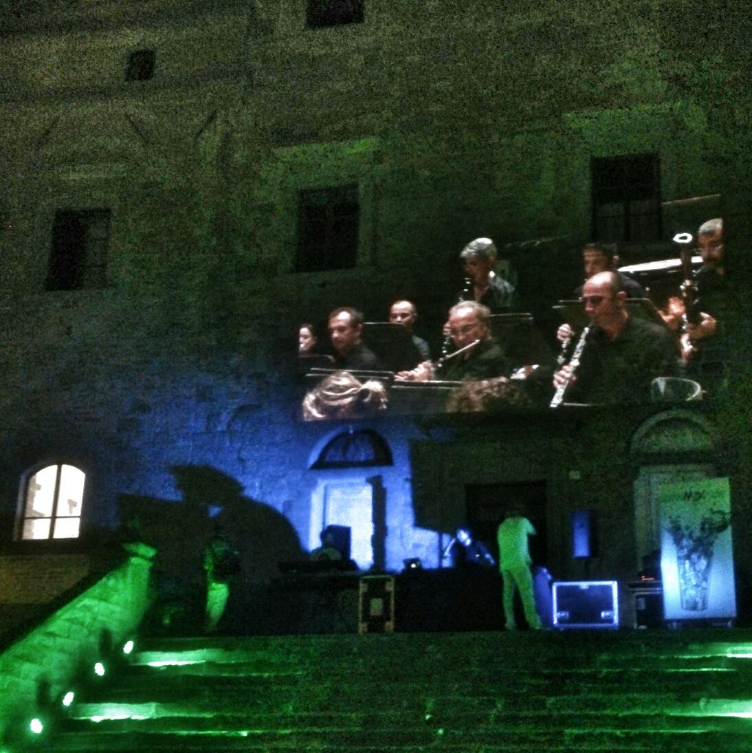 Classics on the dancefloor, ovvero un'astronave sul Mix Festival