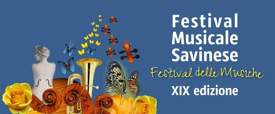 Festival Musicale Savinese: una realtà che continua a crescere, grande successo per l'edizione 2013