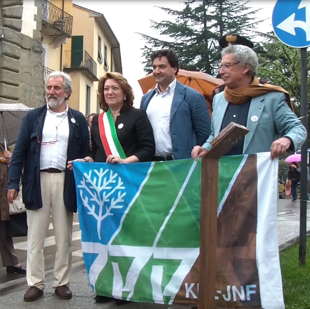 Celebrata a Monte San Savino la Giornata Nazionale della Cultura Ebraica