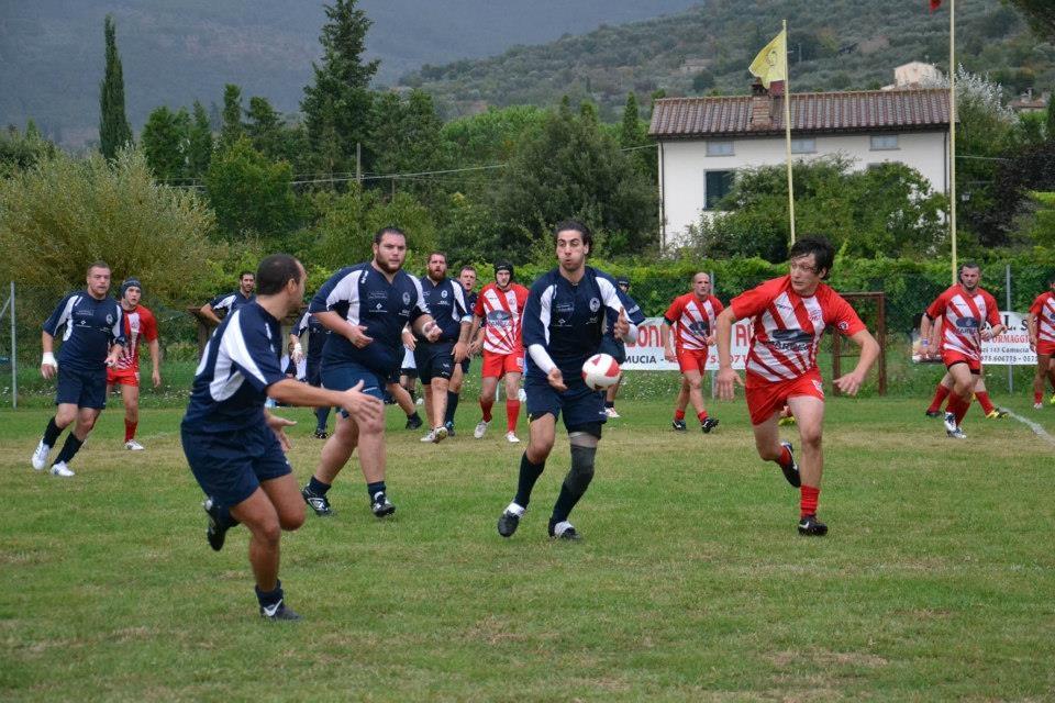 Per il Rugby Clanis un test ampiamente positivo
