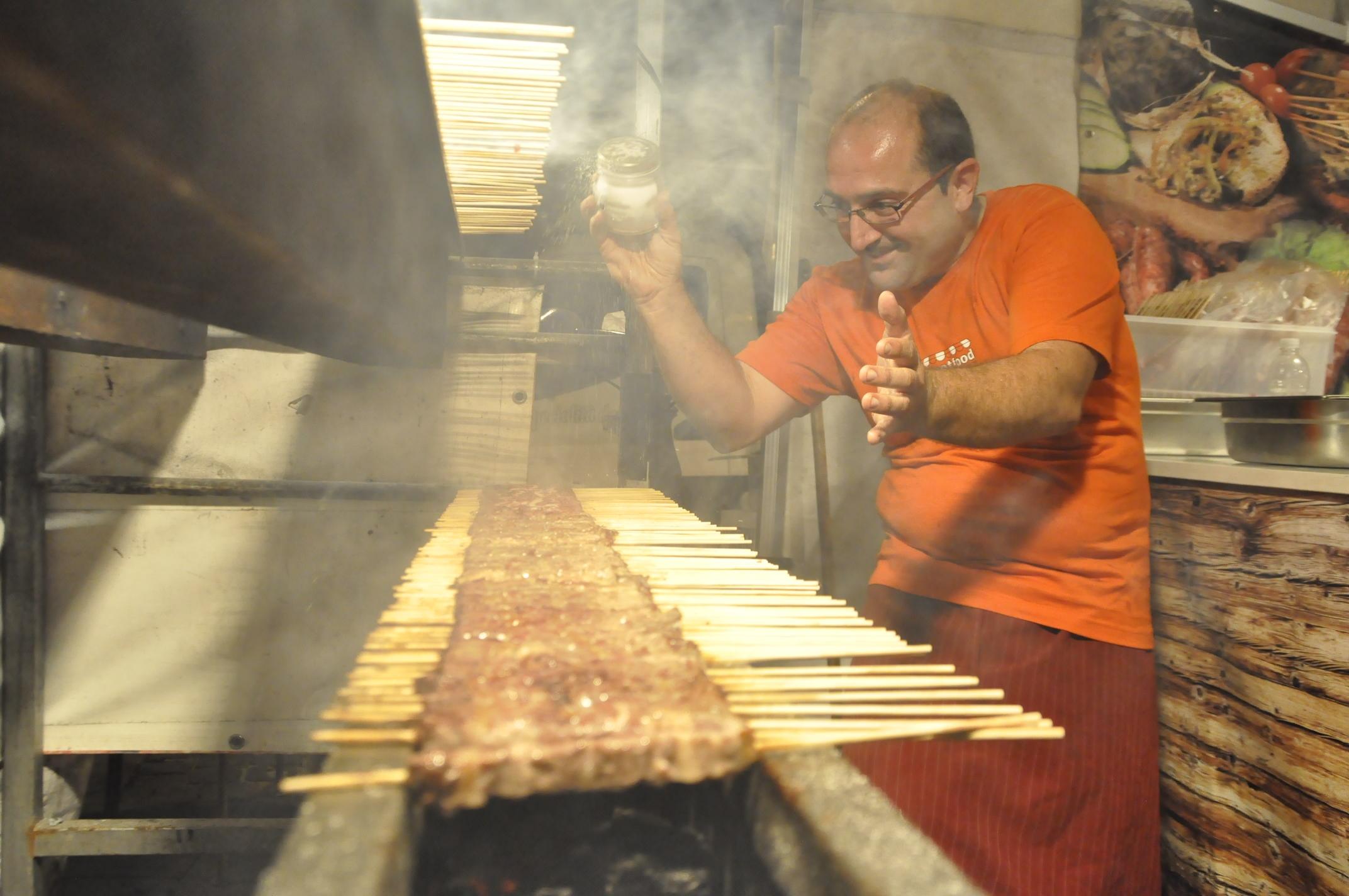 Ad Arezzo la Cucina di strada con StreetFood
