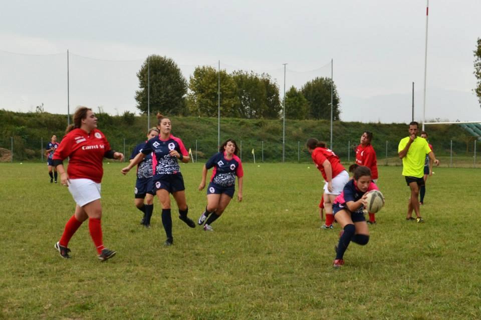 Rugby Clanis: bell'inizio di stagione per la squadra femminile e maschile a Lucca