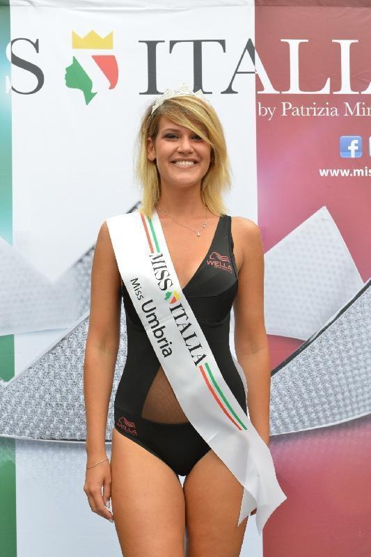Manuela Carmignani conquista la pre-finale nazionale di Miss Italia