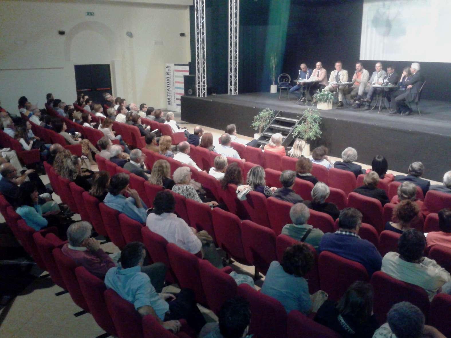 Montepulciano: dal territorio una voce univoca in difesa del Tribunale