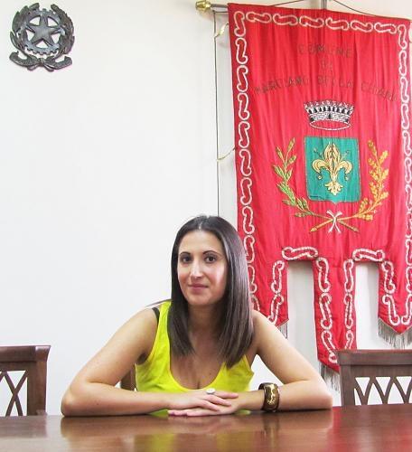 Marciano: entra in Giunta Deborah Valentini