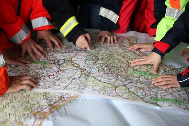 Monte San Savino: ondata di pioggia, impegno senza precedenti del Coordinamento Intercomunale di Protezione Civile