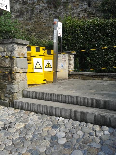 Meoni sull'annoso problema delle scale (im)mobili a Cortona