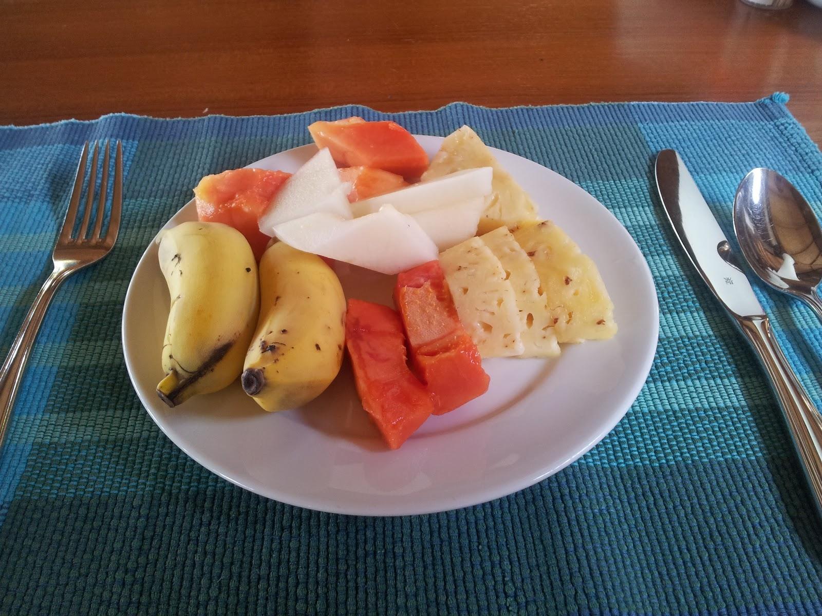 Cortona, frutta a colazione nelle mense scolastiche
