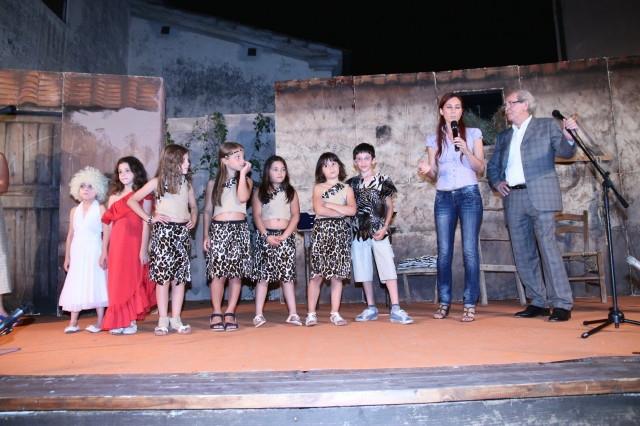 Il Giogo promuove una scuola di recitazione per bambini a Montagnano
