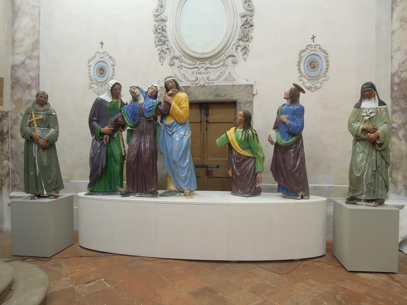 Foiano: la Chiesa di San Francesco recupera le