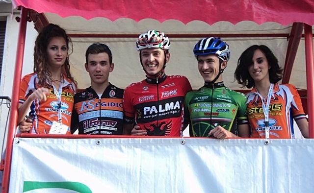 Ciclismo: L'albanese Nika dopo il bronzo mondiale trionfa al Valli Aretine