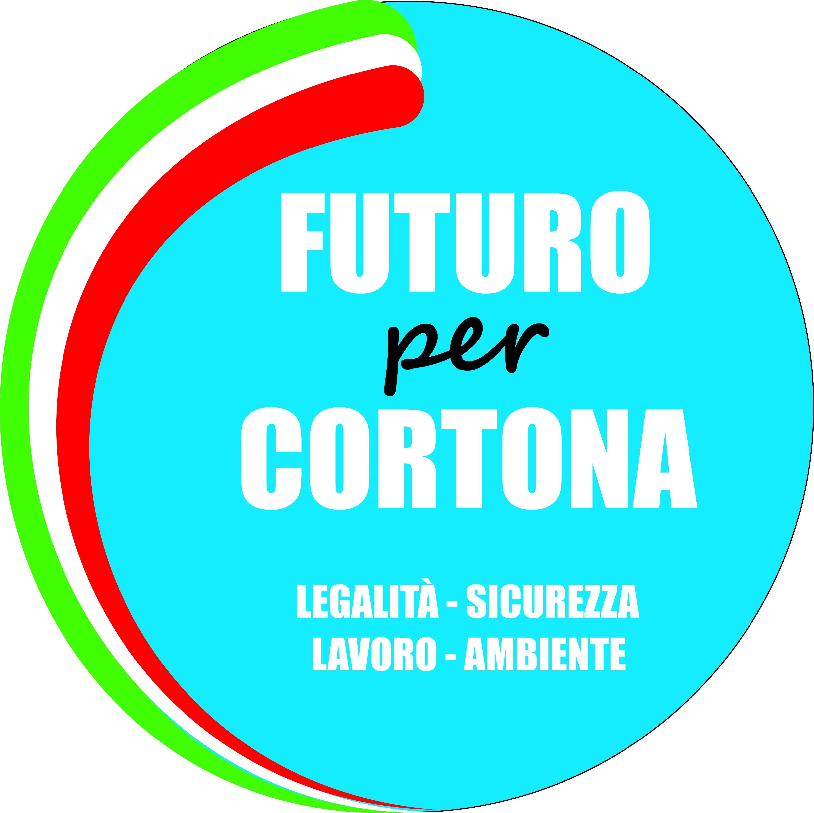 Futuro per Cortona: Meoni interverrà alla conferenza sulla sicurezza a Camucia, con l'on. Bianconi e il consigliere regionale Ammirati