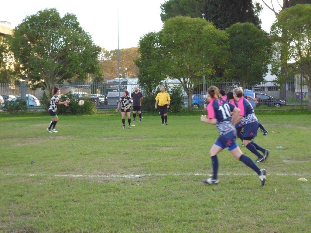 Rugby Femminile: ottimo esordio per il Clanis