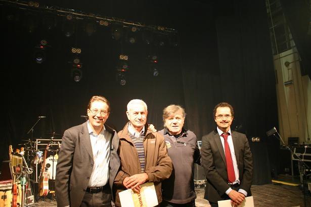 I Nomadi festeggiano 50 anni a Cortona, prove e venerdì data zero del Tour