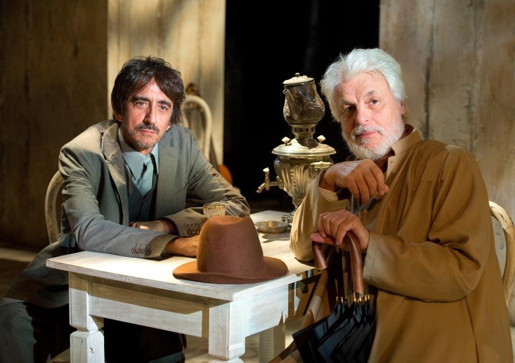 La stagione del Teatro Poliziano debutta con Michele Placido e Sergio Rubini