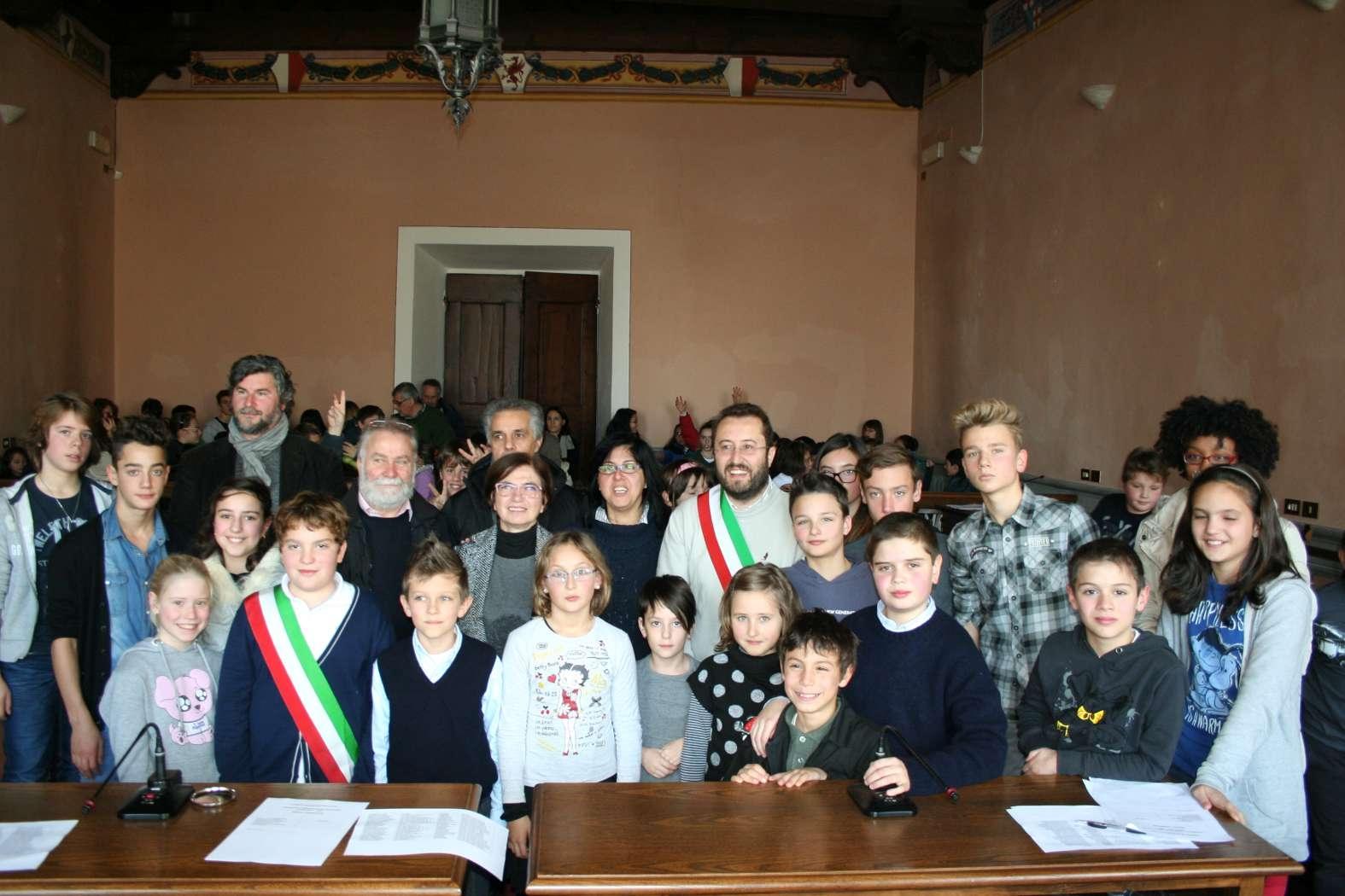 Montepulciano: eletto il nuovo Sindaco dei ragazzi