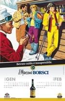 CALENDARIO 2014: UN ANNO CON L'ELISIR SAN MARZANO BORSCI