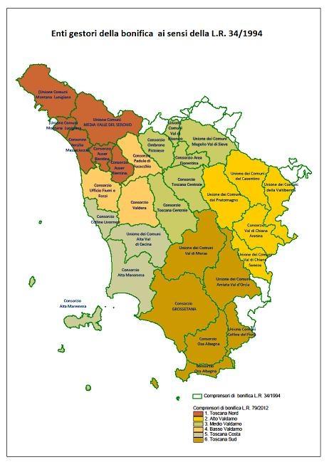 Consorzio di Bonifica: pochissimi al voto, plebiscito per Tamburini. A Cortona l'affluenza più alta
