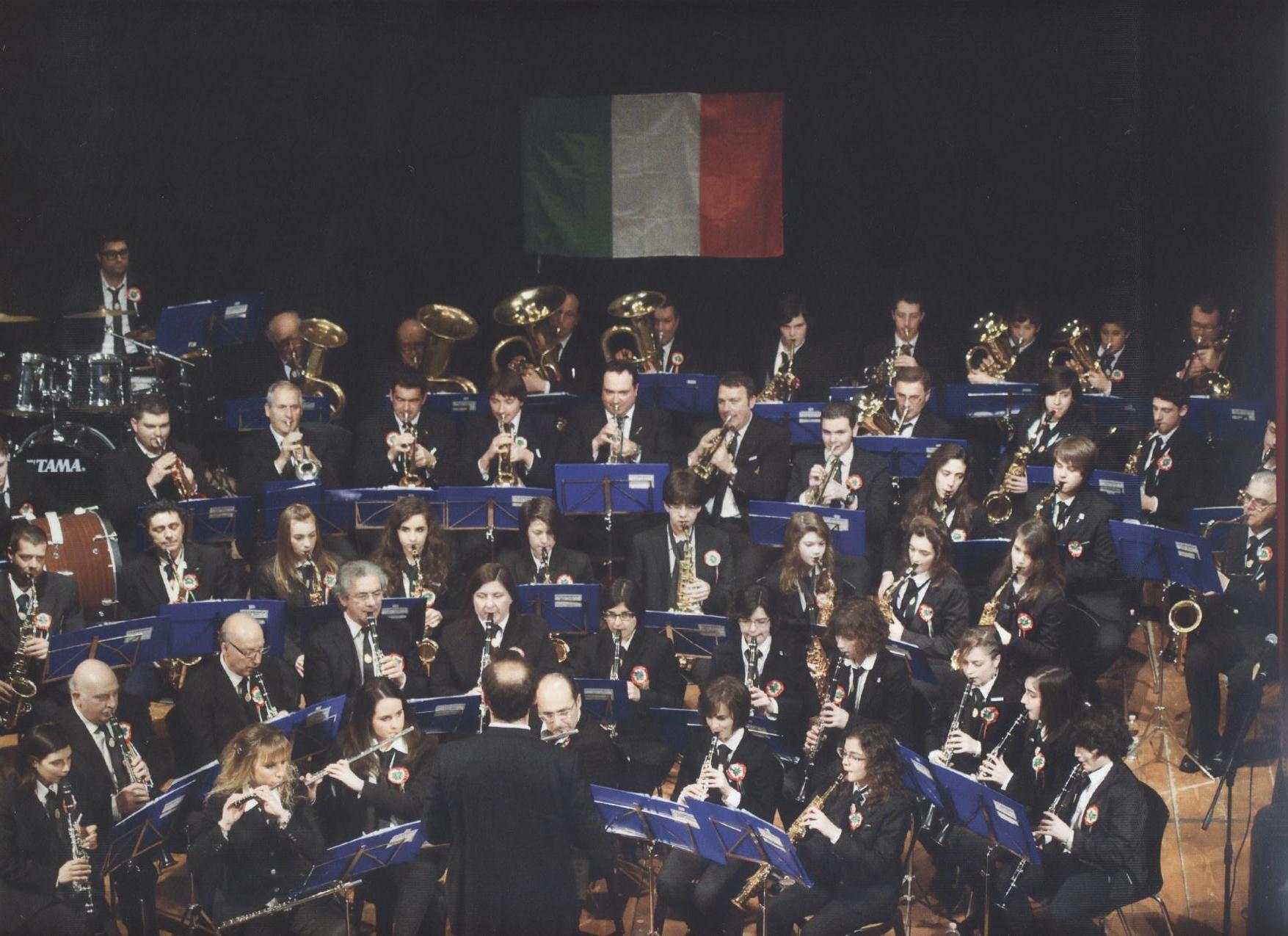 Monte San Savino: al Verdi il concerto della Filarmonica Ario Gigli