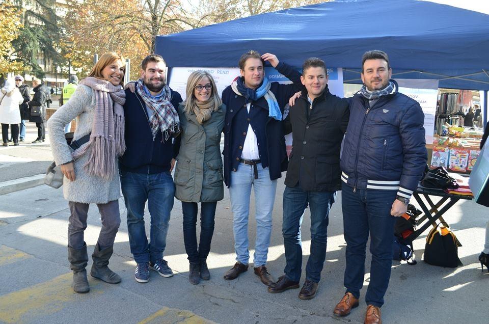 Comitato Renzi: il marcianese Enzo Franchi eletto alla Convenzione Nazionale PD