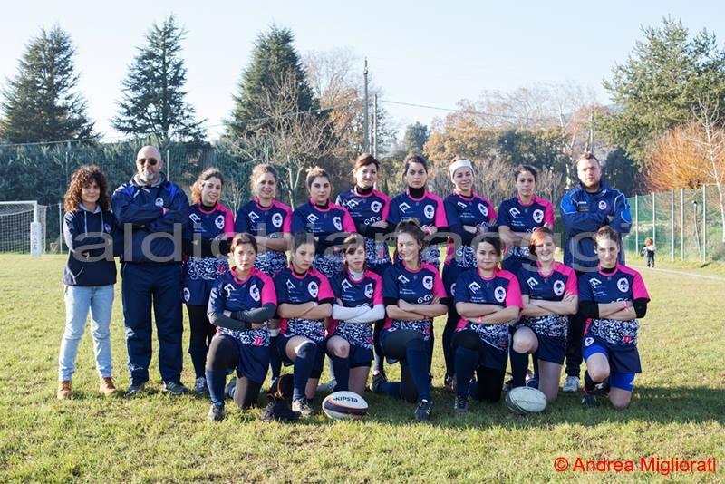 Rugby Clanis: le ragazze vincono e agganciano la testa della Coppa Italia