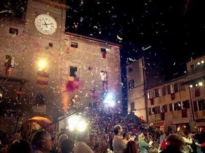 Doppio evento a Cortona per celebrare il nuovo anno