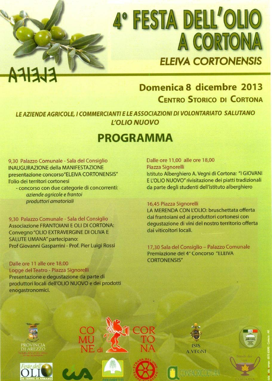 Quarta edizione di Eleiva Cortonensis