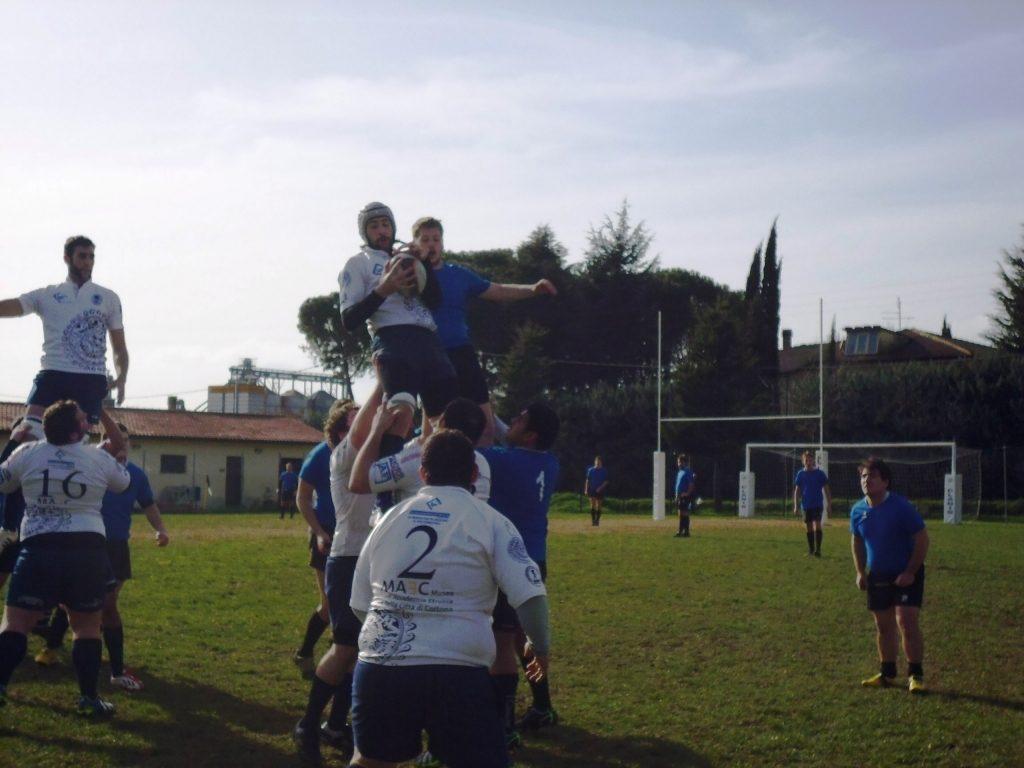 Ritorna alla vittoria il Rugby Clanis