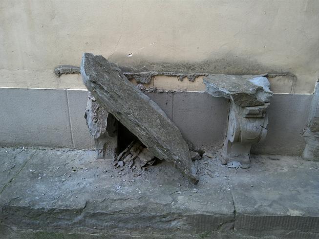 Ancora atti vandalici a Castiglion Fiorentino...