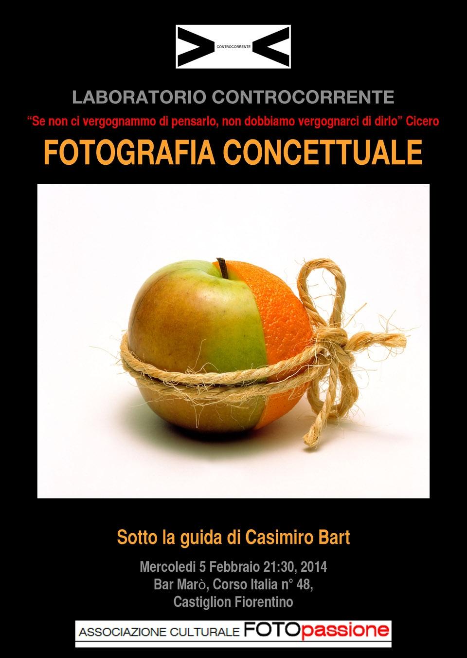 Al via il Workshop di FotoPassione con Casimiro Bart