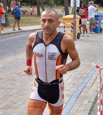 Nella gara Trail delle Valli Etrusche ottimo terzo il Cortonese Crivelli Alessandro nei 47 Km.