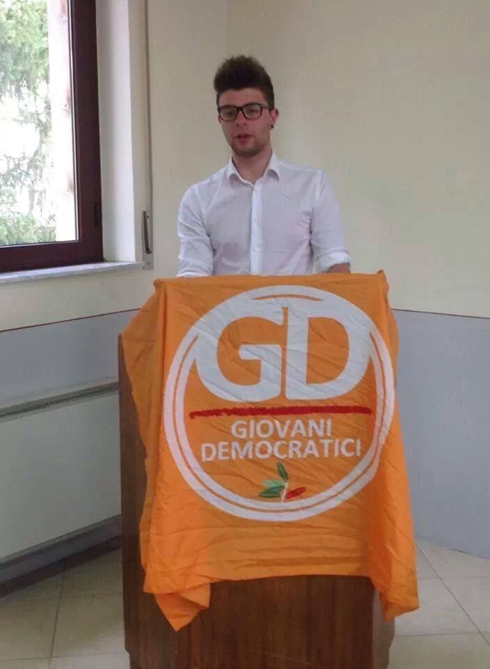 Mattia Cioli eletto Segretario dei Giovani Democratici di Montepulciano
