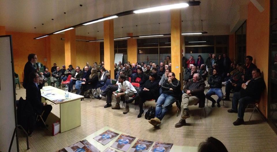 Futuro per Cortona, ottima riuscita della serata dedicata al Progetto Lavoro