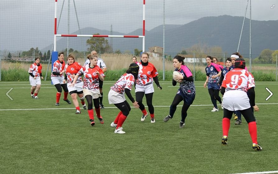Rugby, nuovi impegni per la Clanis con le Ladies prime in Coppa Italia